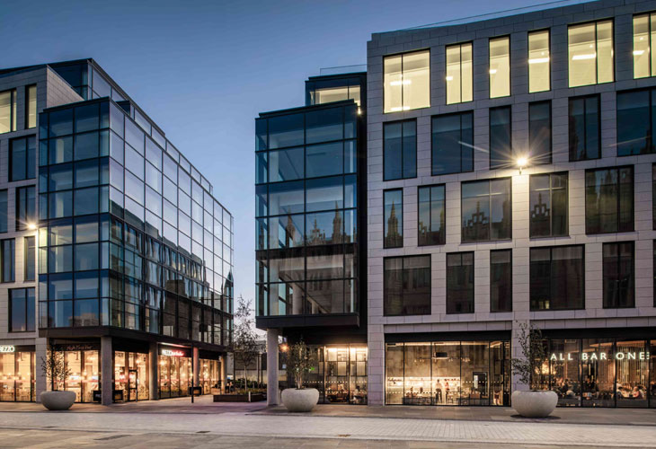 9th Award for Marischal Square