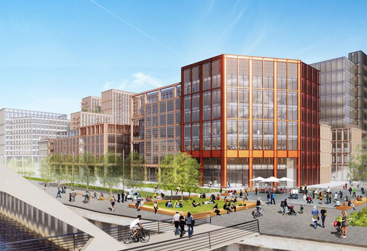 Buchanan Wharf, Glasgow – Planning Secured