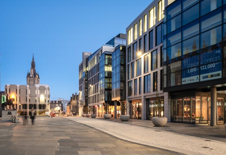 Marischal Square: BCO event will put the spotlight on a Masterclass in Master Planning