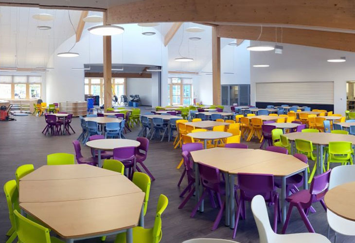 Turriff Primary School Opens for the New School Year
