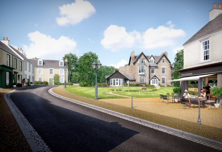 Plans For Unique Retirement Community at Milltimber in Aberdeen Submitted